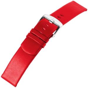 a.b.art Ersatzuhrenarmband O/OC/OA/W Serie Rot 21 mm