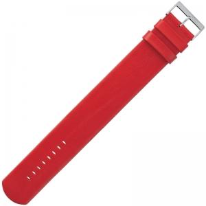 a.b.art Ersatzuhrenarmband ZS / Z Serie Rot 30 mm