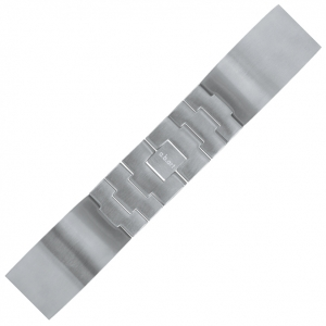 a.b.art Ersatzuhrenarmband D DL ES Serie Stahl 21 mm