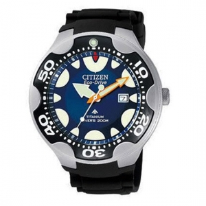 Citizen Eco-Drive Diver BN0019-06L Uhrenarmband 14mm