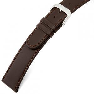 Rios Ecco Uhrenarmband Rindsleder Braun