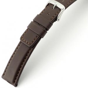 Rios Solid Uhrenarmband Rindsleder Braun
