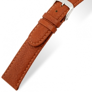 Rios Texas Uhrenarmband Büffelleder Cognac