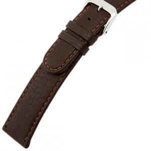 Rios Texas Uhrenarmband Büffelleder Braun