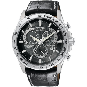 Citizen Eco-Drive Chronograph AT4000-02E Uhrenarmband 24mm