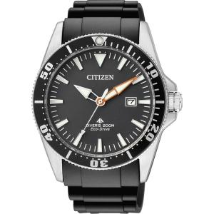 Citizen Promaster Eco-Drive BN0101-07E Uhrenarmband 23mm