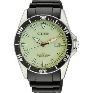 Citizen Promaster Eco-Drive BN0120-02W Uhrenarmband 23mm