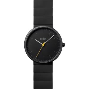 Braun Uhrenarmband für Typ BN0171BKBKG Keramik Schwarz