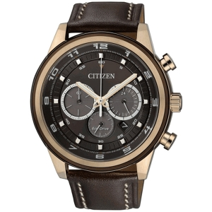 Citizen Eco-Drive Chronograph CA4037-01W Uhrenarmband 22mm