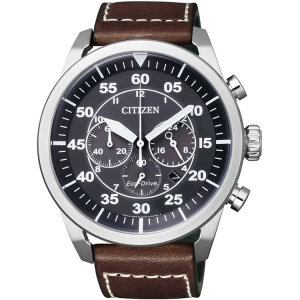 Citizen Eco-Drive Chronograph CA4210-16E Uhrenarmband 22mm