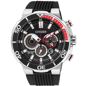 Citizen Eco-Drive Chronograph CA4250-03E Uhrenarmband 14mm