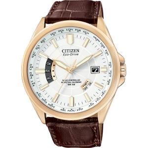 Citizen Eco-Drive Radio Controlled CB0013-04A Uhrenarmband