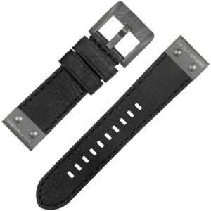 TW Steel Uhrenarmband Dario Franchitti CE1200 Schwarz 24mm