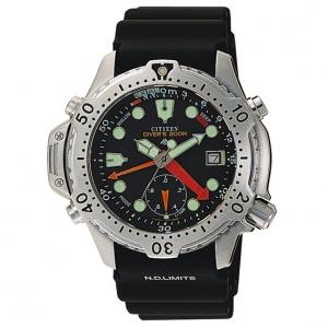 Citizen Promaster AL0000-04E Uhrenarmband Schwarz - 21mm
