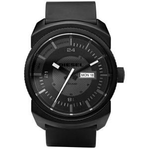 Diesel DZ1262 Uhrenarmband Gummi Schwarz