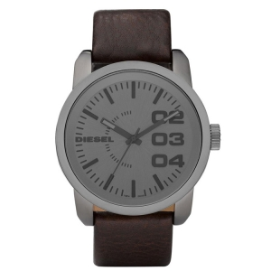 Diesel DZ1467 Uhrenarmband Leder Braun