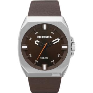 Diesel DZ1544 Uhrenarmband Leder Braun