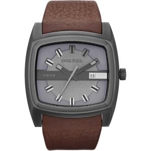 Diesel DZ1553 Uhrenarmband Leder Braun