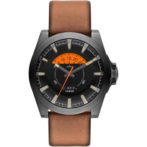 Diesel DZ1660 Uhrenarmband Leder Braun