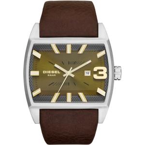 Diesel DZ1675 Uhrenarmband Leder Braun