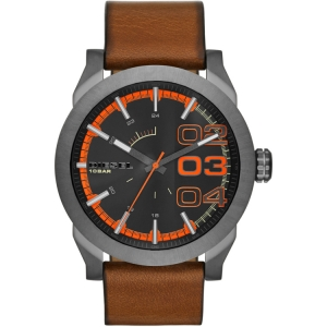 Diesel DZ1680 Uhrenarmband Leder Braun