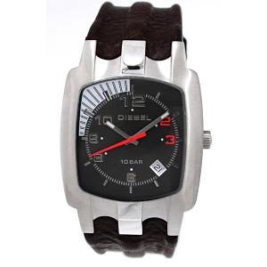 Diesel DZ4117 Uhrenarmband Leder Braun