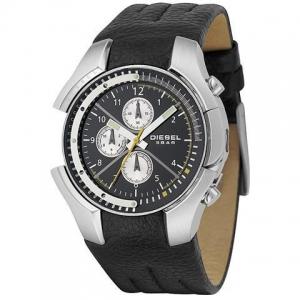 Diesel DZ4146 Uhrenarmband Leder Schwarz