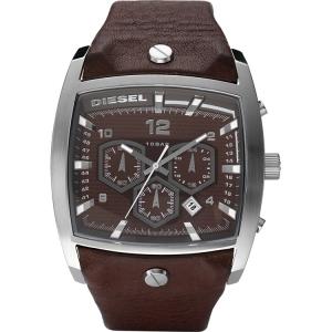 Diesel DZ4184  Uhrenarmband Leder Braun