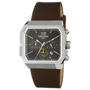 Diesel DZ4191 Uhrenarmband Leder Braun