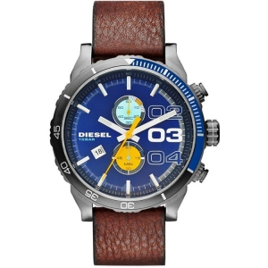 Diesel DZ4350 Uhrenarmband Leder Braun