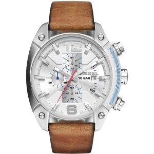 Diesel DZ4380 Uhrenarmband Leder Braun