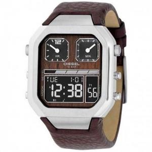 Diesel DZ7064 Uhrenarmband Leder Braun