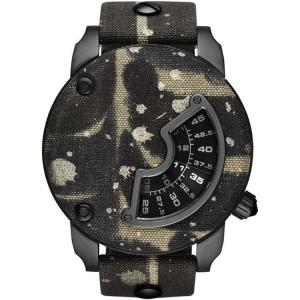 Diesel DZ7388 Uhrenarmband Leder Camo