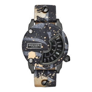 Diesel DZ7389 Uhrenarmband Leder Camo