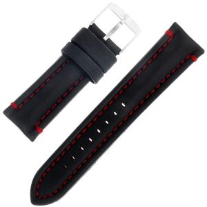 Luminox 6265 Modern Mariner Uhrenarmband Leder Schwarz - FE.6250.21Q