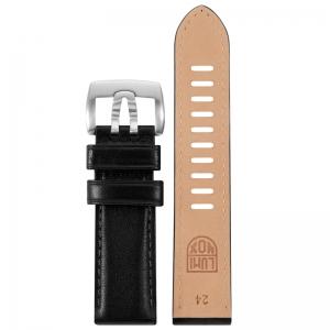 Luminox Atacama Field 1900 A.1901 Uhrenarmband Leder Schwarz 24mm - FE.1800.22Q