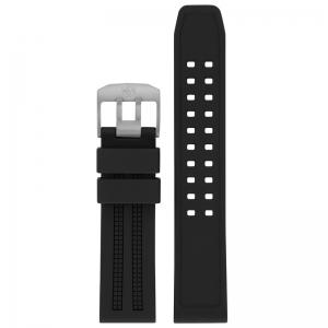 Luminox 8050 8150 8250 8350 Serien Uhrenarmband Gummi Schwarz - FP.8050.20