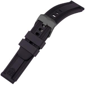 Luminox 4200, 8800 Serien Uhrenarmband Black Ops Gummi - FP.8800.20.B