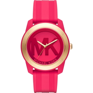 Michael Kors MK2533 Uhrenarmband Gummi Rosa