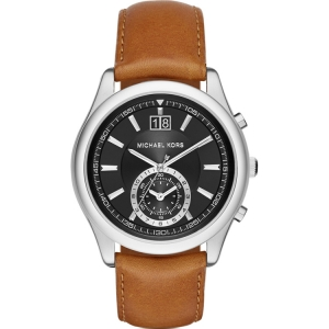 Michael Kors MK8416 Uhrenarmband Leder Braun