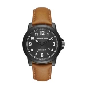 Michael Kors MK8502 Uhrenarmband Leder Braun
