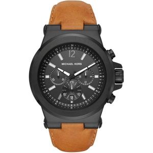 Michael Kors MK8512 Uhrenarmband Leder Braun