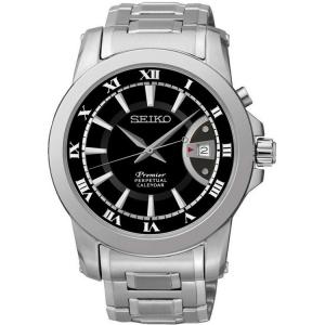 Seiko Premier Uhrenarmband SNQ141 Edelstahl
