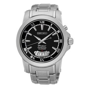 Seiko Premier Uhrenarmband SNQ147 Edelstahl