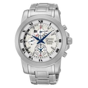 Seiko Premier Uhrenarmband SPC159 Edelstahl