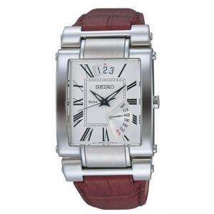 Seiko Uhrenarmband SPQ011 Leder Braun