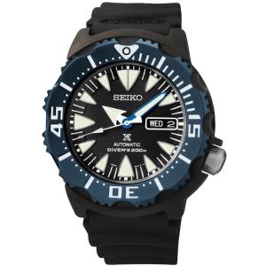 Seiko Prospex Uhrenarmband SRP581 Gummi Schwarz