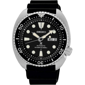 Seiko Prospex Uhrenarmband SRP581K1 Gummi Schwarz
