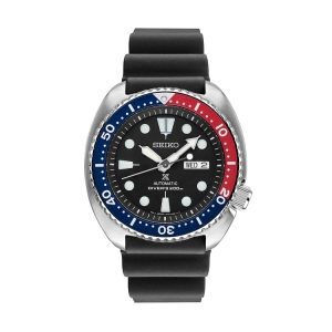 Seiko Prospex Uhrenarmband SRP779 Gummi Schwarz