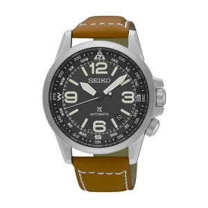 Seiko Prospex Uhrenarmband SRPA75K1 Leder Braun